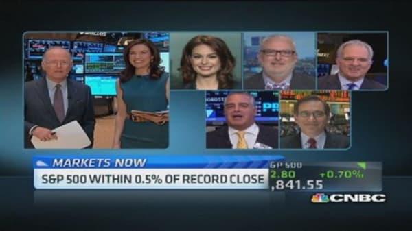 Closing Bell Exchange: Trader's market