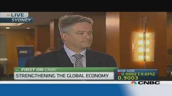 Aus Fin Min: G20 needs to commit to growth targets