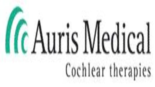 Auris Medical AG logo