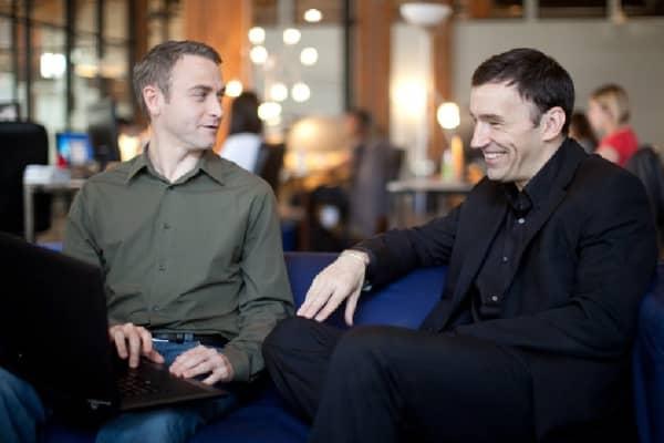 Matthew Douglass and Ryan Howard of Practice Fusion