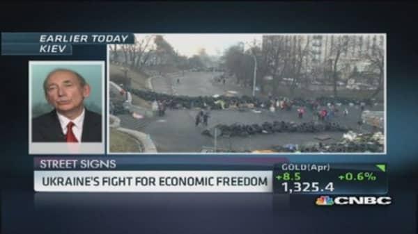 Ukraine's economic war