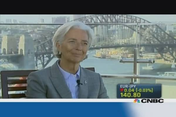 IMF's Lagarde: G-20 plan is 'action-oriented'