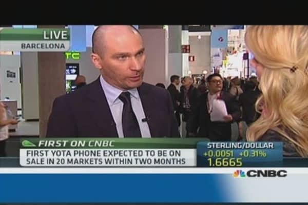 Dual-screen is future of smartphones: Yota CEO