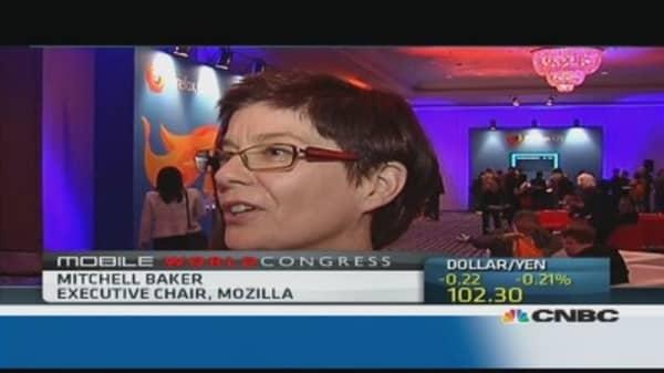 Mass surveillance is a problem: Mozilla chair