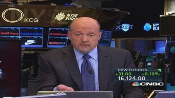 Cramer's stocks to watch: Netflix & Comcast