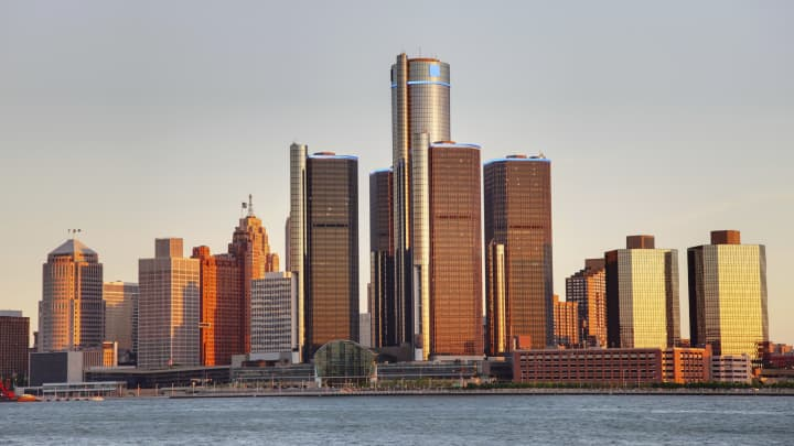Detroit, Michigan.