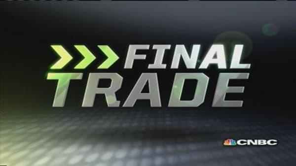 Fast Money Final Trade: SINA, HFC, NADL, NVDA