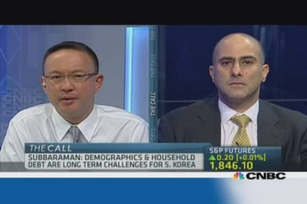Bullish on South Korea: Nomura