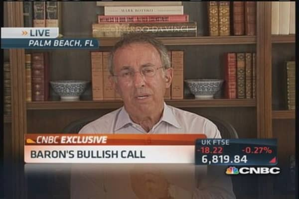 Here are stocks Ron Baron likes