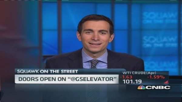 @GSElevator never worked at Goldman: Sorkin