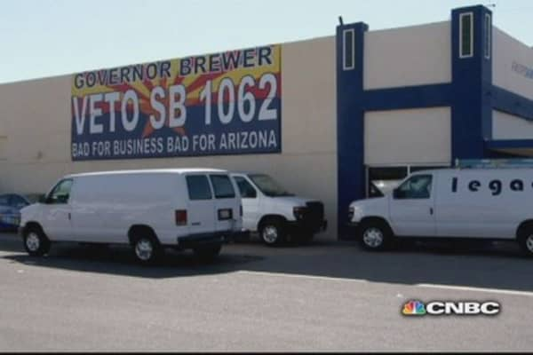 Arizona business owners join forces to oppose SB1062