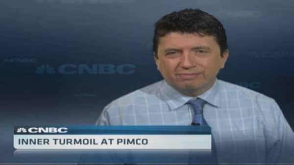Turmoil at Pimco?