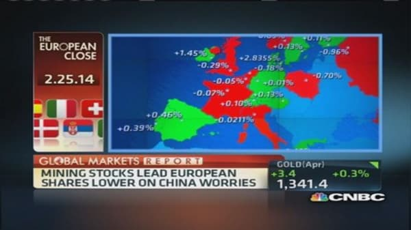 European markets: Trouble in French telecoms