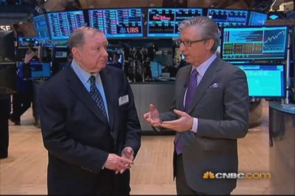 Cashin says stocks are checking their vital signs