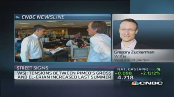 Pimco a tough place to work: WSJ's Zuckerman