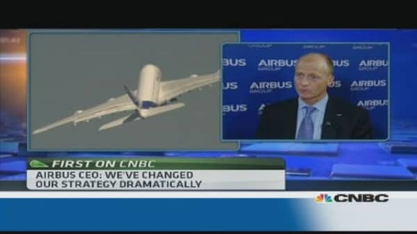 Going 'full throttle' on Airbus A350 delivery: CEO