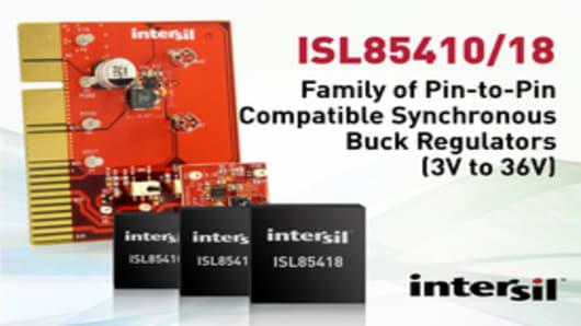 Intersil ISL85410 and ISL85418