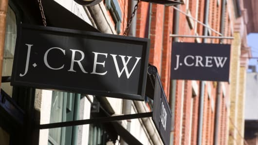 JCREW BUYOUT