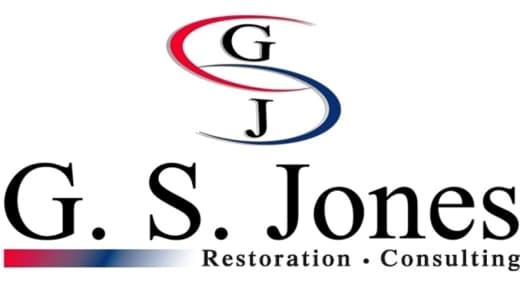 G.S. Jones logo