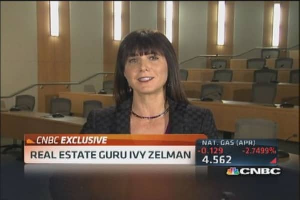 Housing 'nirvana' took a pause: Zelman