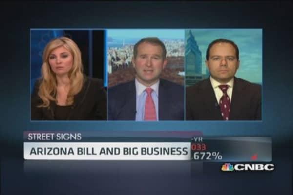 Arizona awaits Gov. Brewer's SB1062 decision