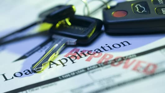 Auto Loans application