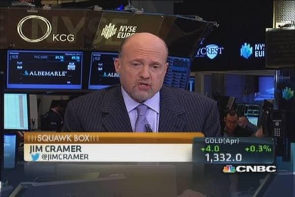 Cramer: Tesla is a cult stock