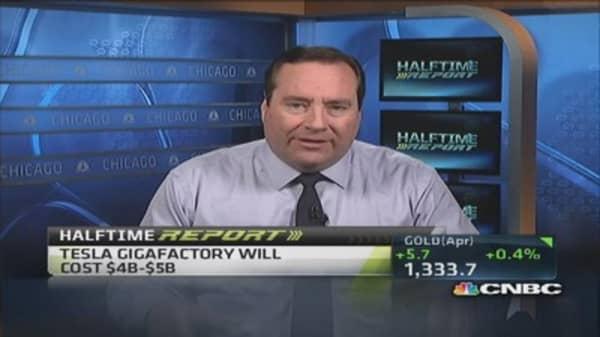 Tesla building $5 billion 'Gigafactory'