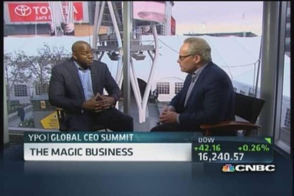 Magic Johnson: Jason Collins is smart