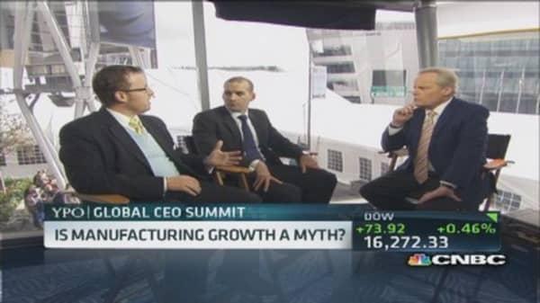 Manufacturing job growth a myth: Pro