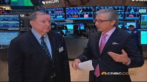 Cashin says: Traders crossing their fingers