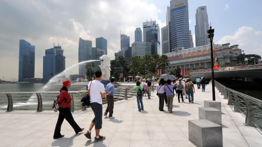 Singapore has become a hub for private equity in Asia.