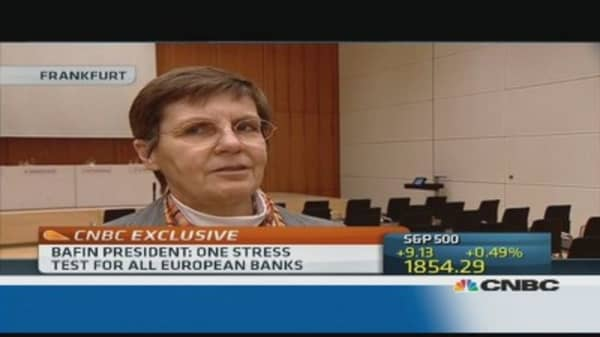 Stress test should be the same for all: Koenig