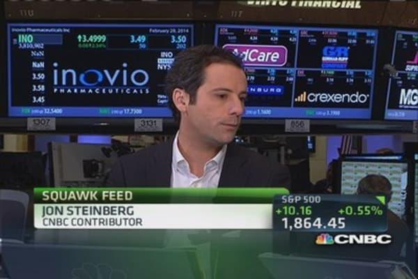 Bitcoin is not going away: Steinberg