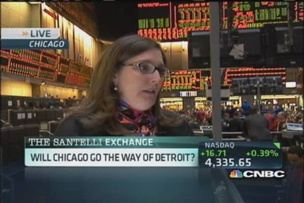 Chicago vs. Detroit: Debt, pensions & more