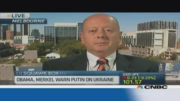 Reading the Ukraine crisis