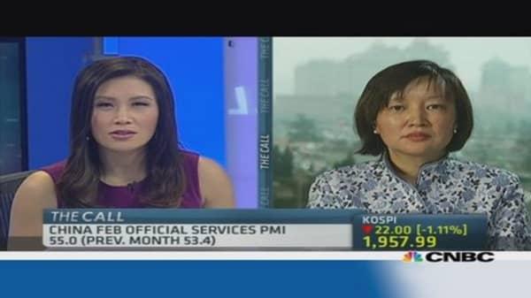 Take HSBC PMI readings lightly: CICC