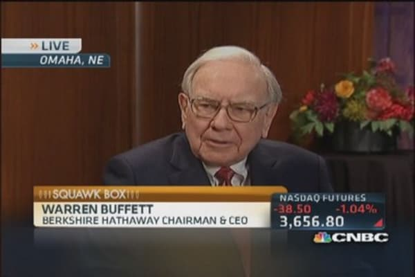Is Berkshire Hathaway 'too big to fail?'