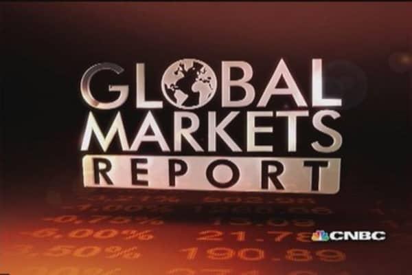 European markets: Ukraine tensions hit European stocks