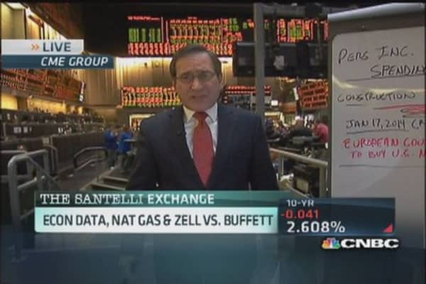 Santelli Exchange: US needs to advance fracking