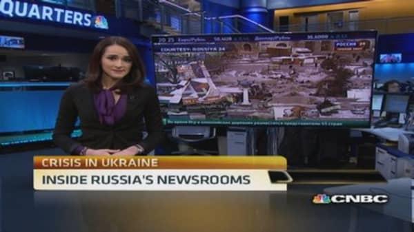 Russian media hinting US leaders as hypocrites