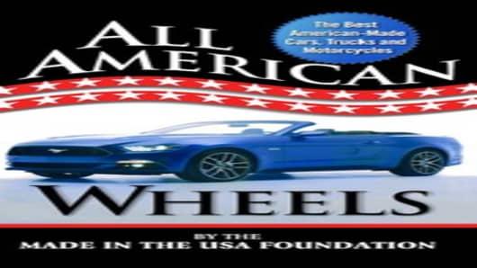 All American Wheels logo