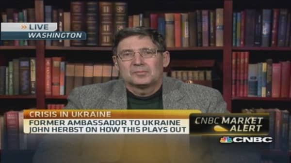 Russia's invasion of Ukraine a strategic loss: Pro