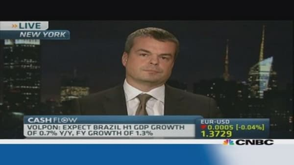 Brazil to see 1.7% GDP this year: Nomura