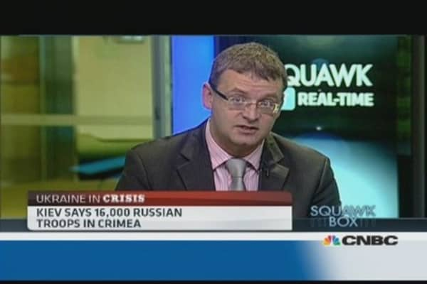 'Crimea is lost' to Ukraine: Pro