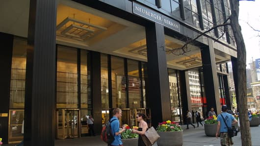 Neuberger Berger headquarters New York.