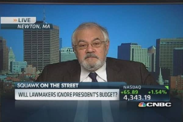 Barney Frank: Great deal of skepticism about government
