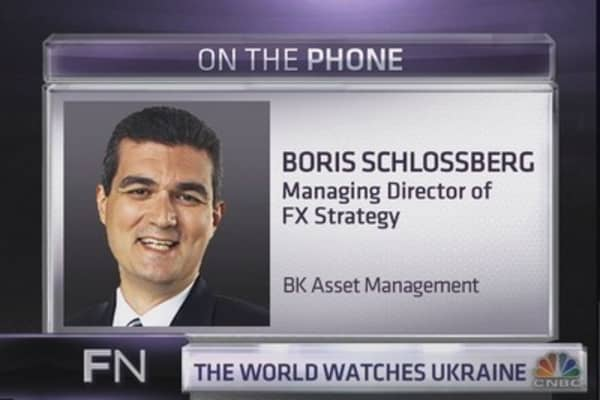 Currency expert: Ukraine & gold