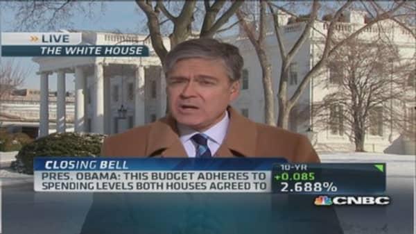 Pres. Obama unveils 2015 budget plan