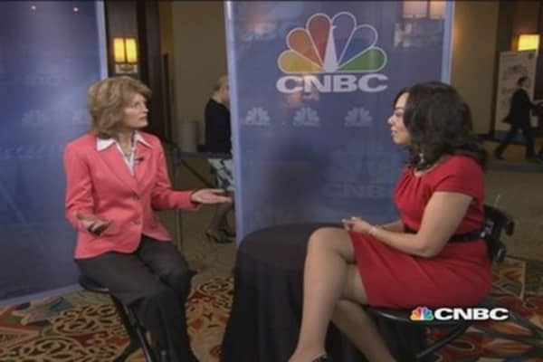 Murkowski: Expand sales of U.S. oil abroad now